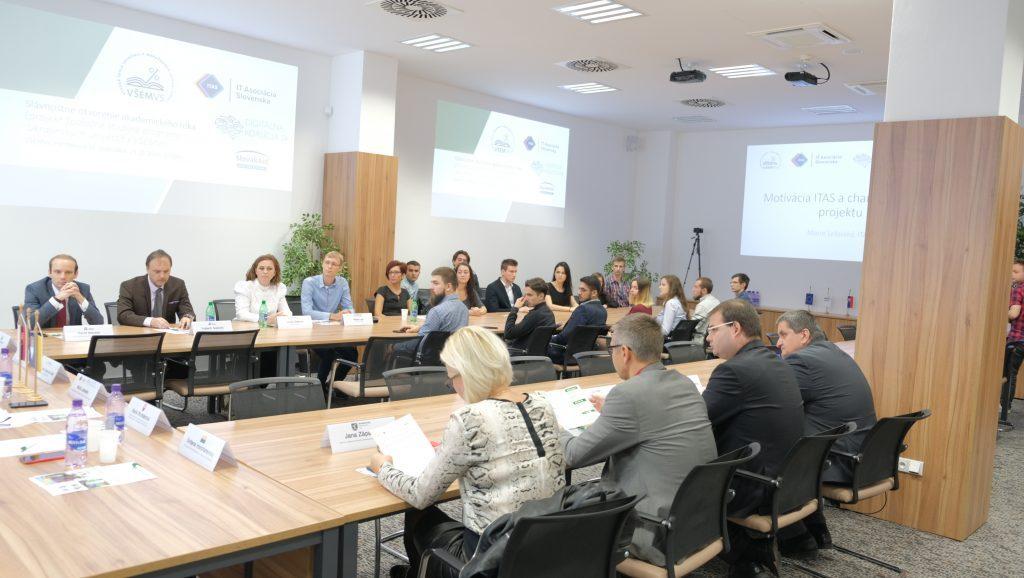 Na Slovensku už študuje 12 ukrajinských itečkárov, v roku 2020 by mali prísť ďalší 3