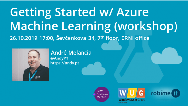 Getting Started w/ Azure Machine Learning