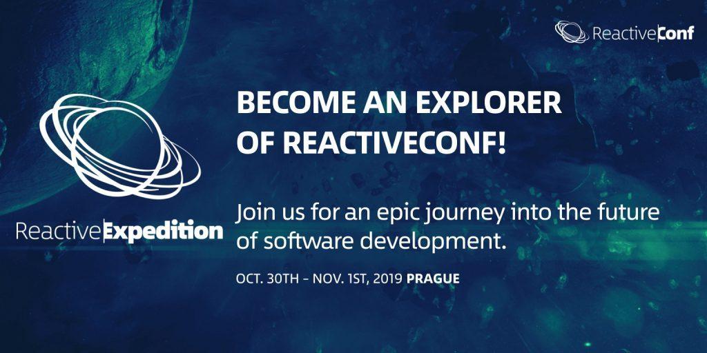 ReactiveConf podpoří organizace, které posilují vzdělávání a diverzitu v IT 1