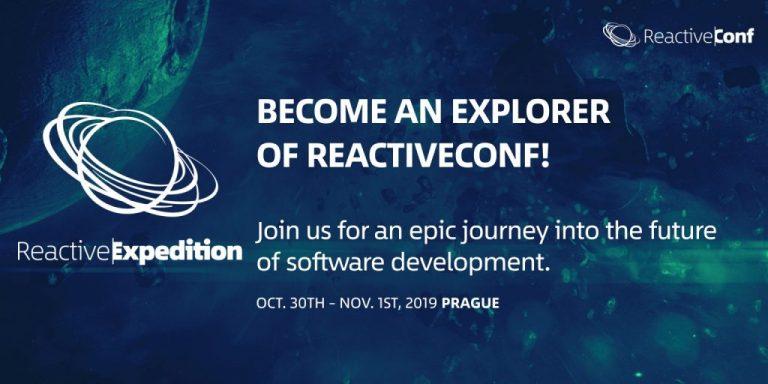 ReactiveConf podpoří organizace, které posilují vzdělávání a diverzitu v IT