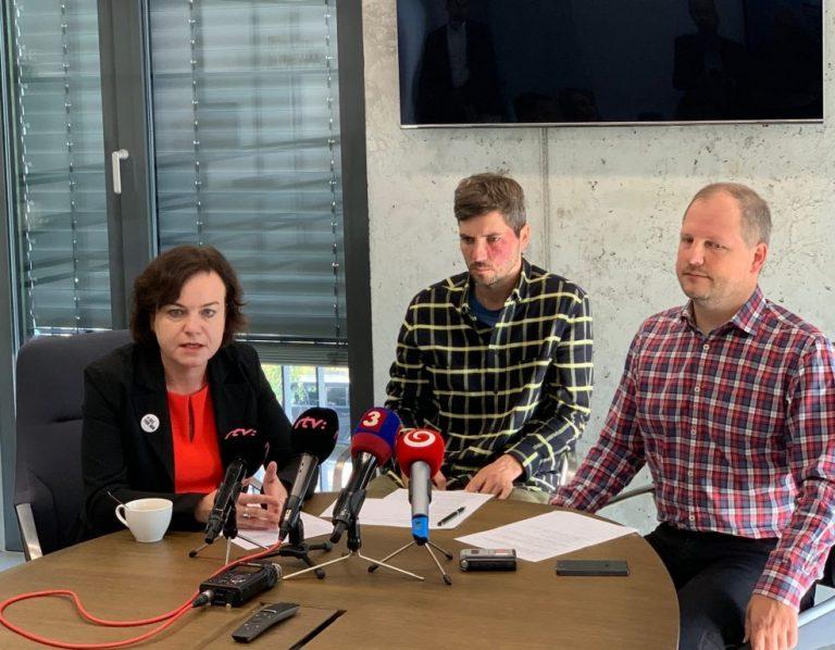 Vyhlásenie občianskeho združenia Slovensko.Digital a Nadácie Zastavme korupciu
