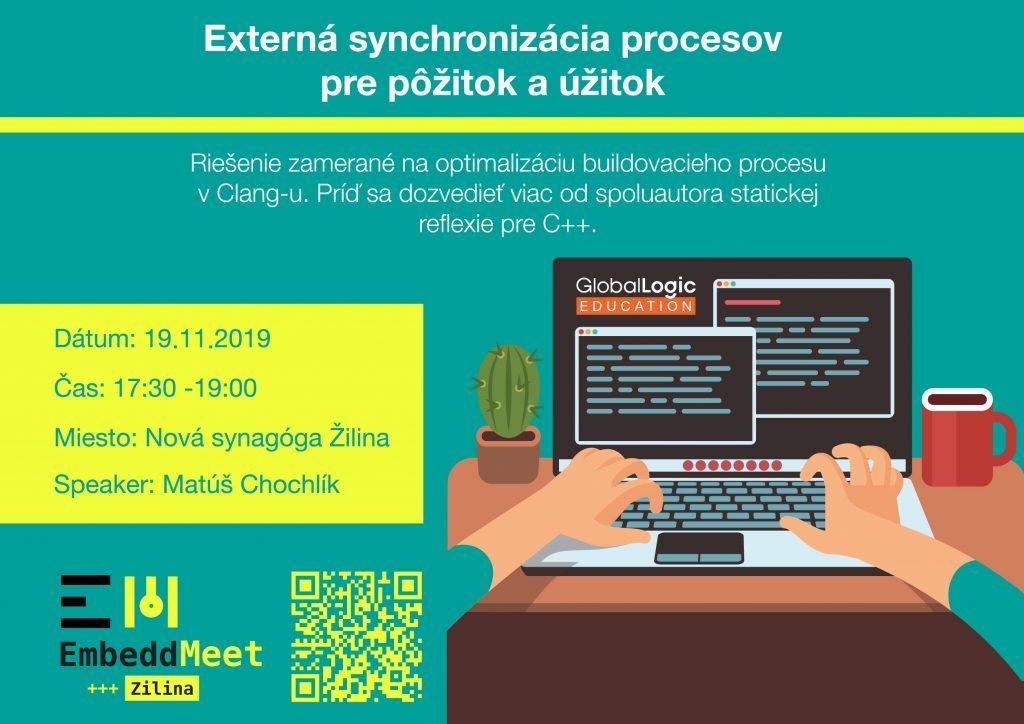 Externá synchronizácia procesov pre pôžitok a úžitok 3
