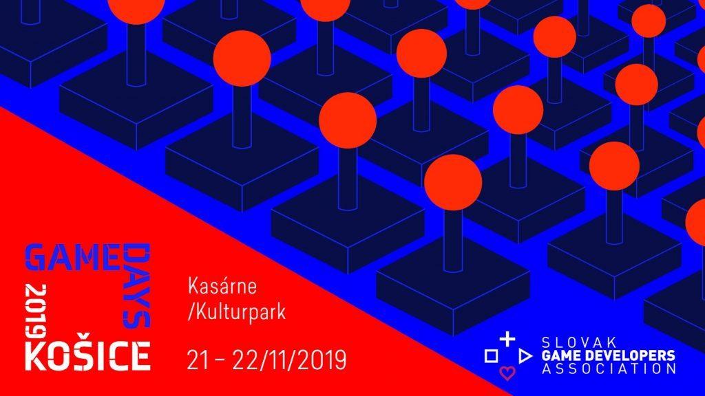 Košice opäť privítajú hviezdnych tvorcov hier. Do mesta prídu Game Days 1