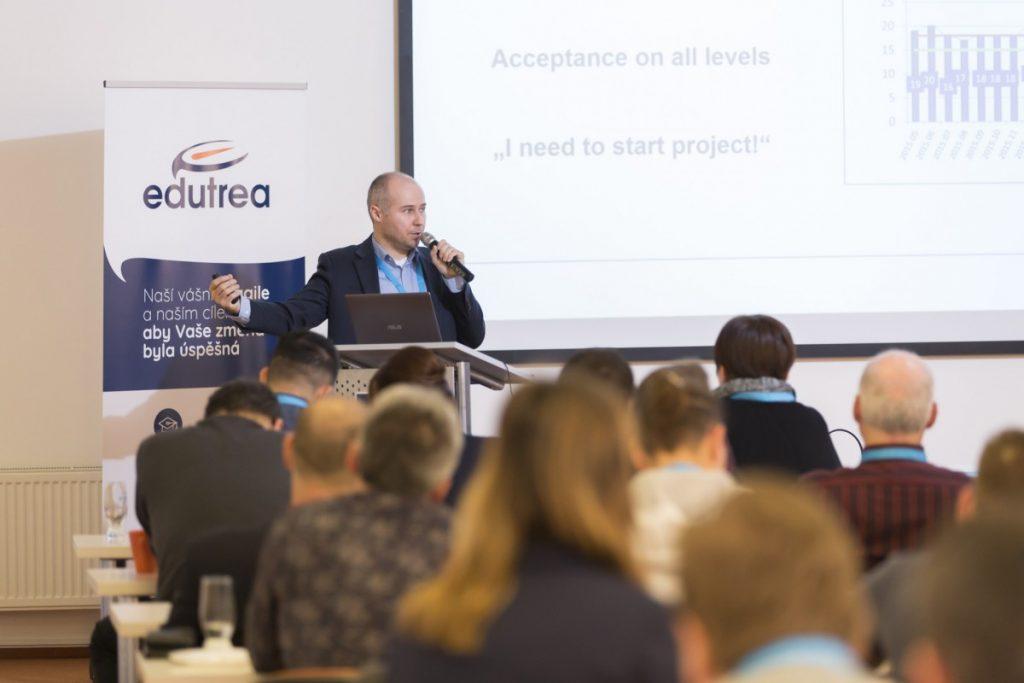 Konferencia, ktorej obsah si určujete sami - Project Management Open Space 1