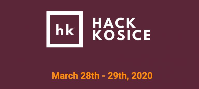 Hackathon Hack Kosice 2020
