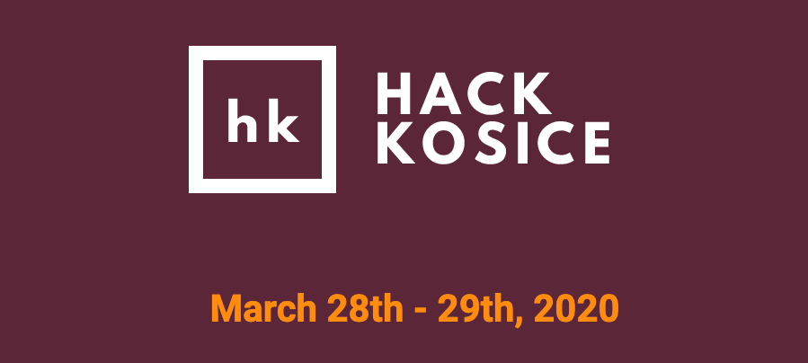 Hackathon Hack Kosice 2020 1