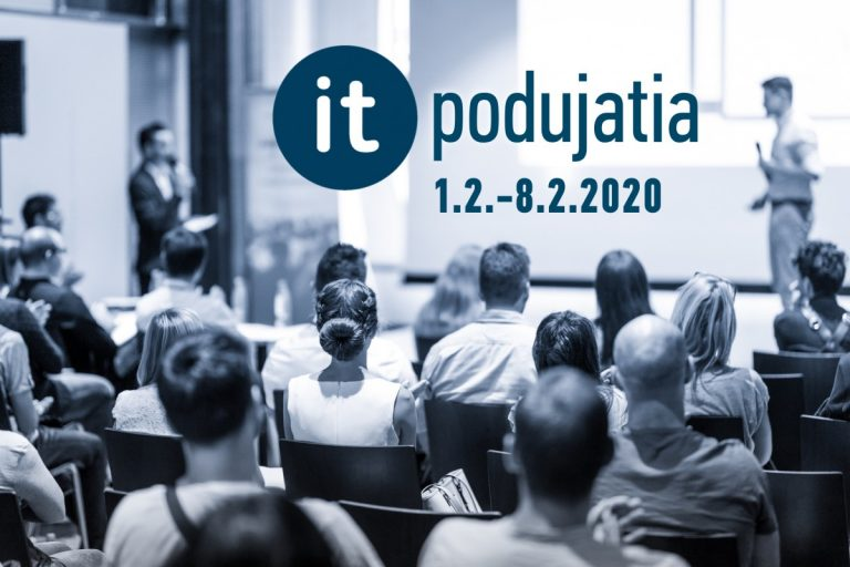 IT meetupy a podujatia – Február 2020