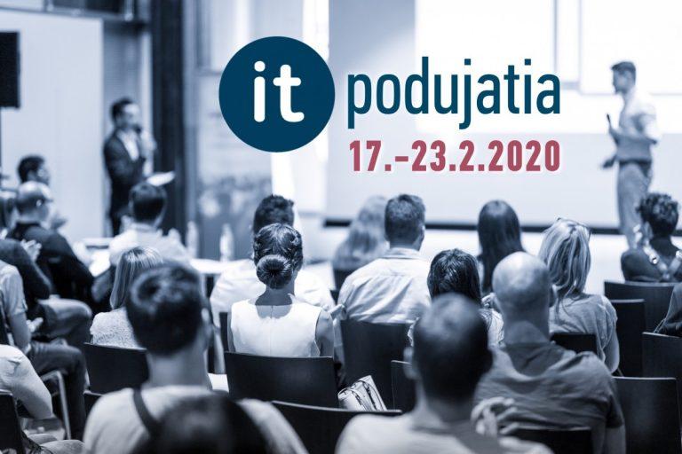 IT meetupy a podujatia 17. – 23. Február 2020