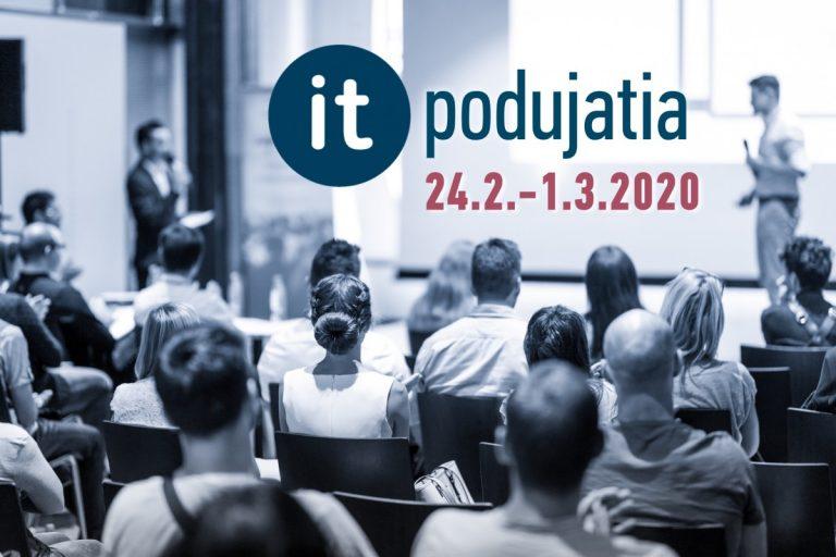 IT meetupy a podujatia 24. februára – 1. marca 2020
