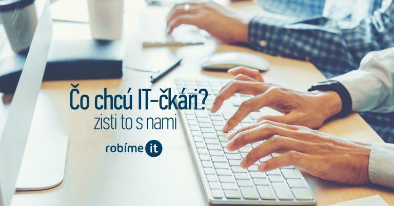 Recruiteri, neklamte! – hovoria ITčkári
