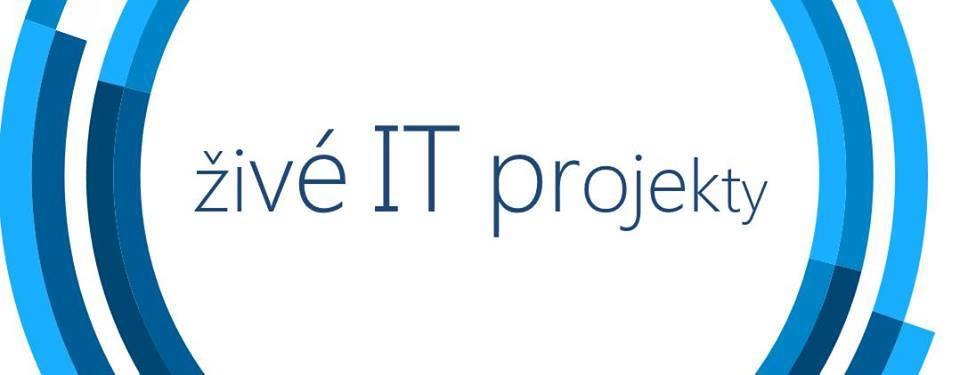 Živé IT projekty: Každým projektom sa človek posúva ďalej 3