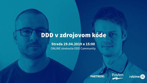 DDD v zdrojovom kóde