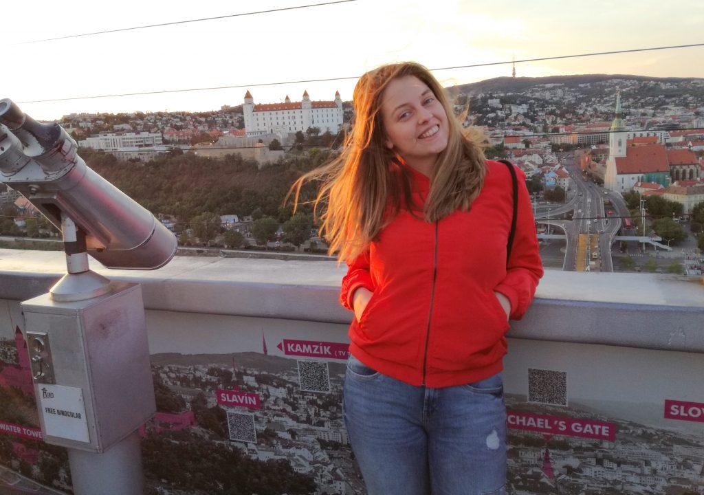 Kristína Lőrinczová: IT nepozná hranice, pokiaľ ste šikovní 3