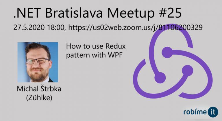.NET Bratislava Meetup #25
