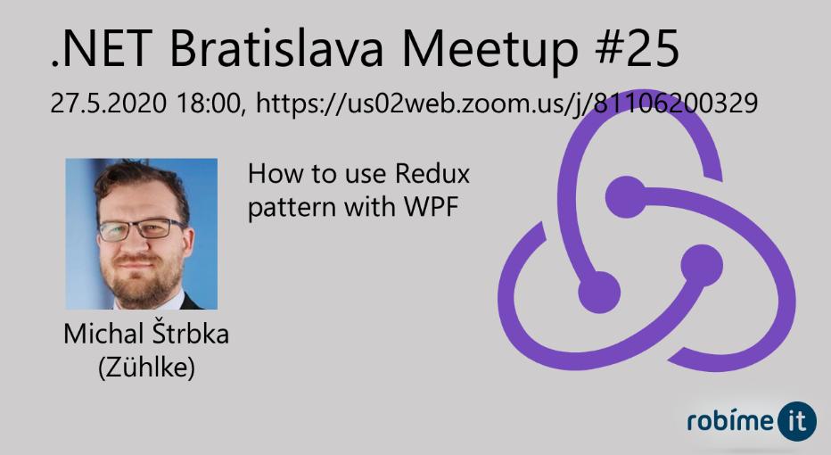 .NET Bratislava Meetup #25 1