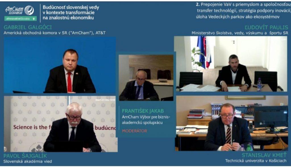 Slovensko má príležitosť potiahnuť z krízy práve veda a výskum 1