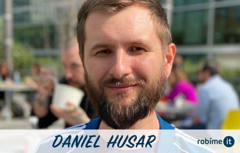 Daniel Husar: Najpodstatnejšie sú soft skills a ľudská povaha