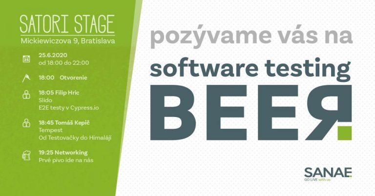 SANAE Software Testing BEER vol.6