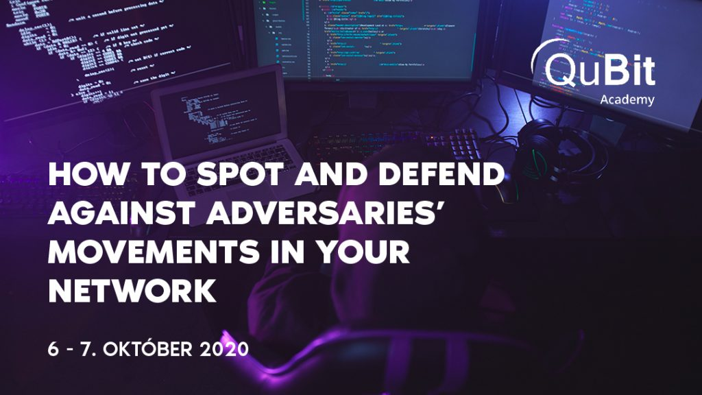 How to spot and defend against adversaries' movements in your network 1