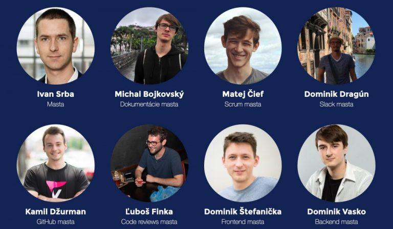 Multibank – študentský projekt FIIT STU, TP CUP 2020