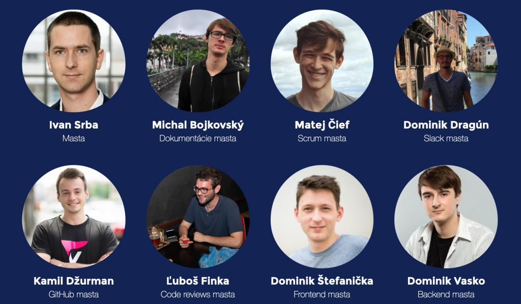 Multibank - študentský projekt FIIT STU, TP CUP 2020 1