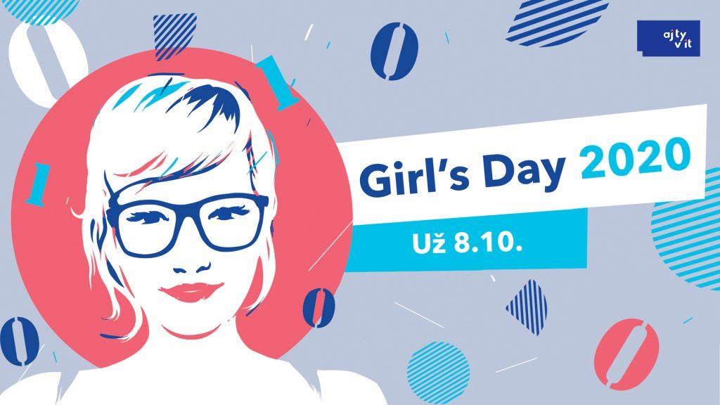 GIRL ́S DAY 2020: Už po siedmy raz môžu stredoškoláčky nahliadnuť do IT firiem po celom Slovensku. 1