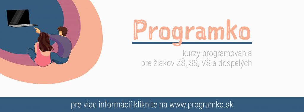 Programko.sk - Kurzy programovania nielen pre žiakov! 3