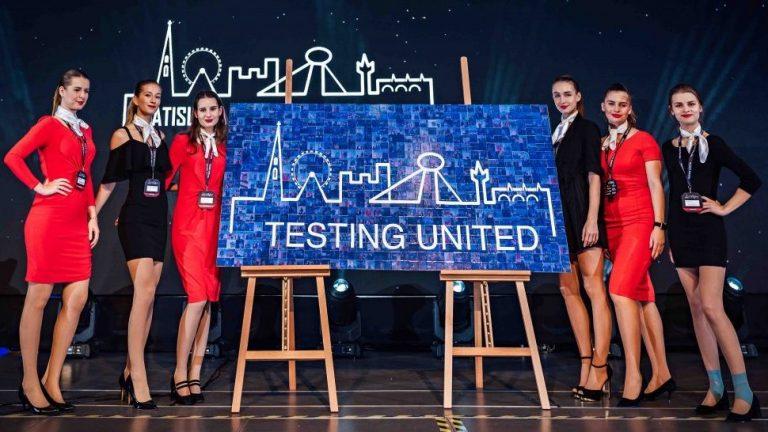 Nepremeškajte príležitosť zúčastniť sa konferencie Testing United 2020