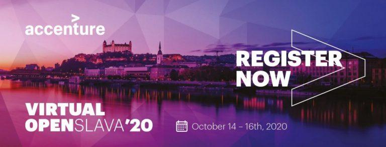 OpenSlava 2020 tentokrát online!