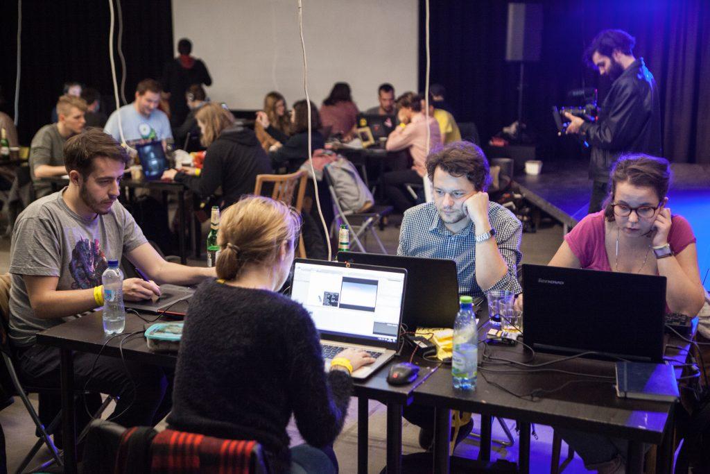 Bratislava Game Jam sa tento rok spojil s hernými konferenciami Game Days a Game Developers Session Praha. 3