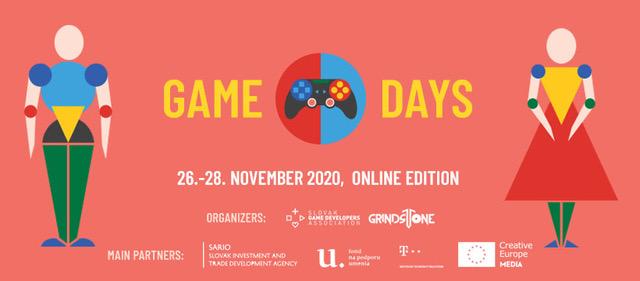 Game Days odhalia zákulisie slovenských herných štúdií. Zamerajú sa aj na vývojárov a investorov 1