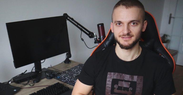 Michal Hucko: Programovanie je veľmi ťažké, ale keby nebolo, tak by ho robil každý