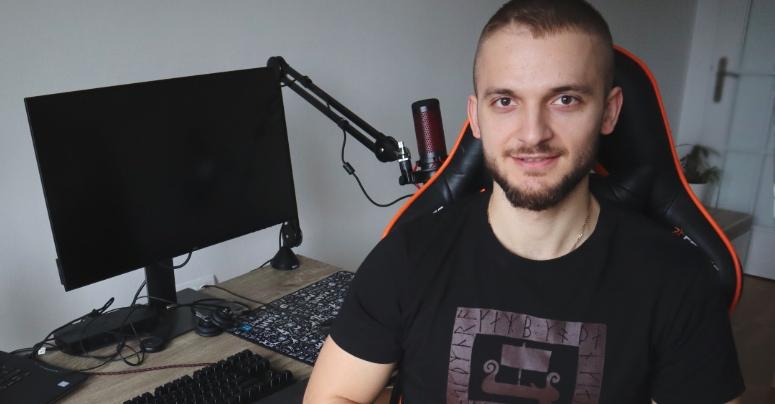 Michal Hucko: Programovanie je veľmi ťažké, ale keby nebolo, tak by ho robil každý 1