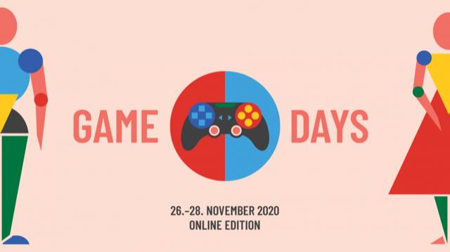 Game Days budú tento rok ONLINE. Prinesú prednášky, workshopy aj game jam 1