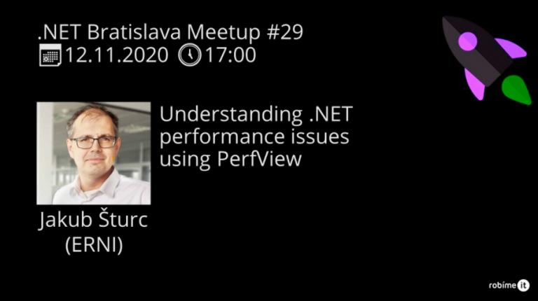 .NET Bratislava Meetup #29