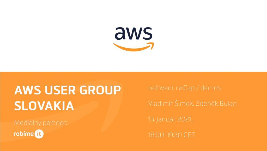 Novoročný AWS meetup o novinkách v cloudových technológiách 1