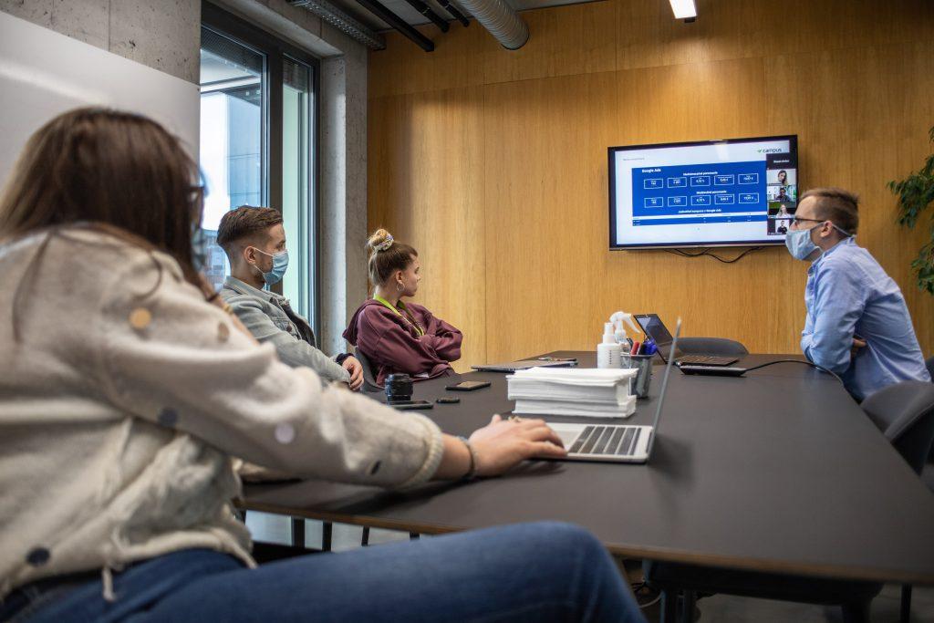 Popredný coworking Campus prichádza na trh s novinkou hybridných kancelárií 1