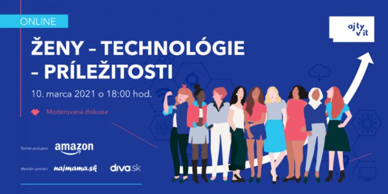 Ženy – Technológie – Príležitosti
