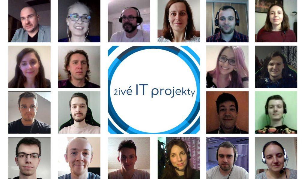 Živé IT projekty: Foodge 3