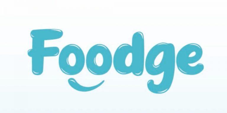 Živé IT projekty: Foodge