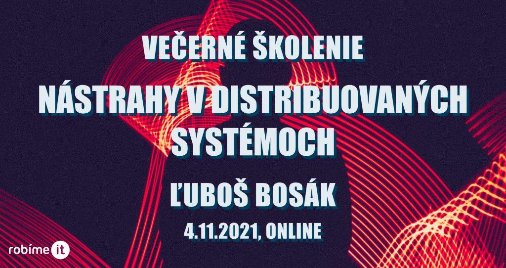 Nástrahy v distribuovaných systémoch 1