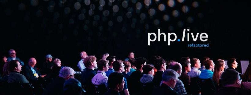 6. ročník php.live je tady 1